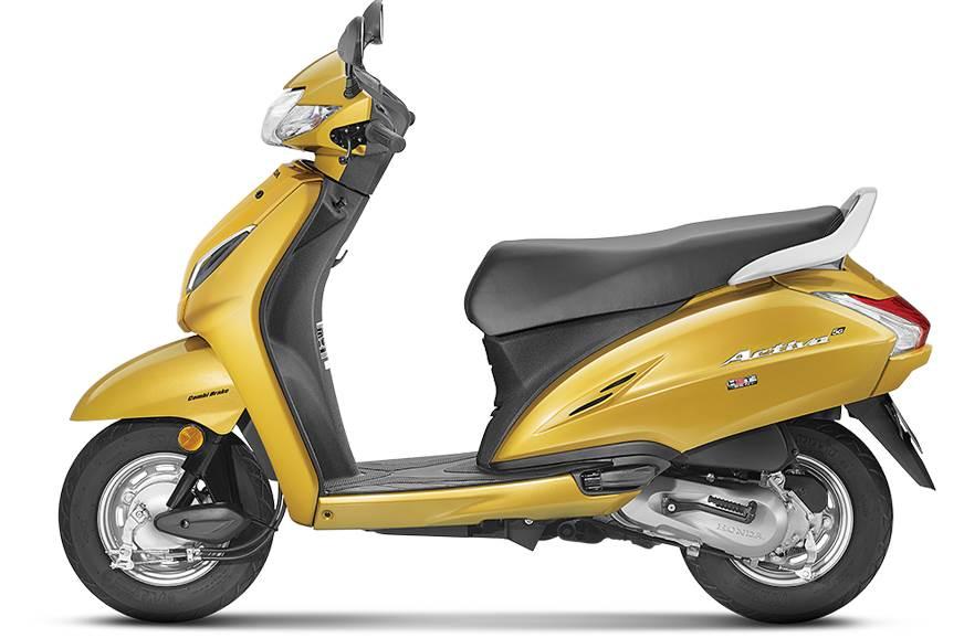 Honda scooter sales cross 2.5 crore mark in India