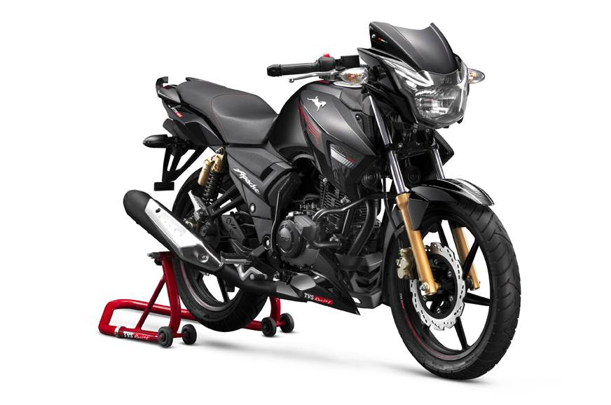 2019 TVS Apache RTR 180 launched at Rs 84,578
