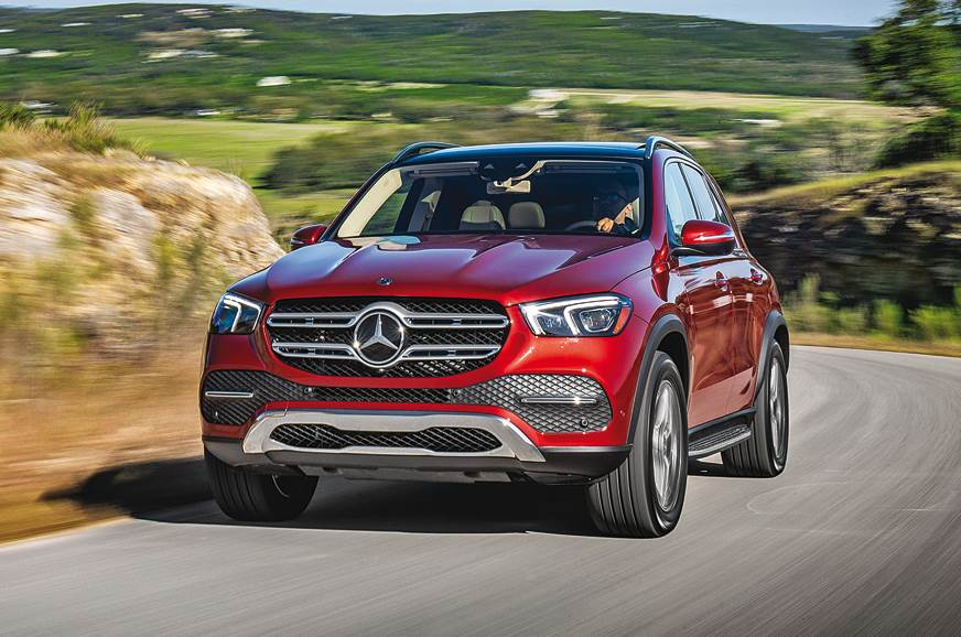 2019 Mercedes-Benz GLE review, test drive