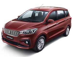 New Maruti Suzuki Ertiga price, variants explained