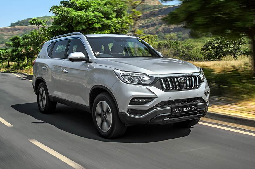 2018 Mahindra Alturas G4 review, test drive