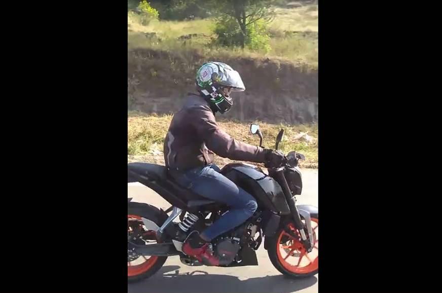 India-spec KTM 125 Duke to feature 200 Duke styling