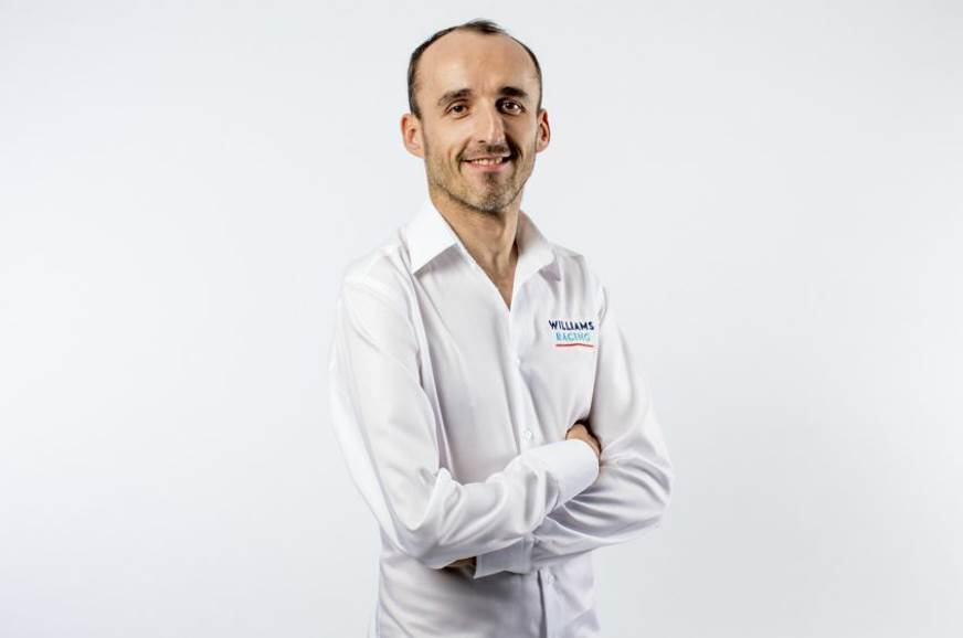 Kubica to make F1 return with Williams