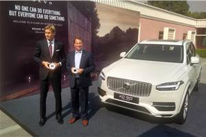 Volvo to commence XC90 T8 local assembly in 2019