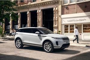 New Range Rover Evoque revealed ahead of LA debut