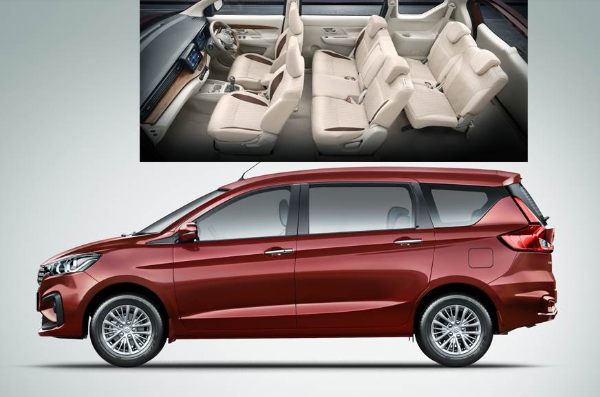 Ertiga third row space a focus: Maruti R&D's CV Raman