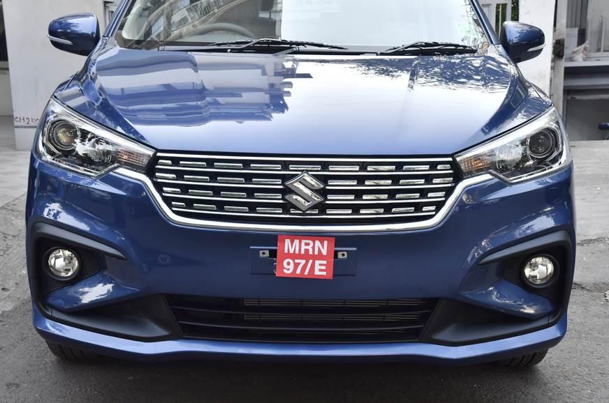 New Maruti Suzuki Ertiga meets Bharat NCAP norms