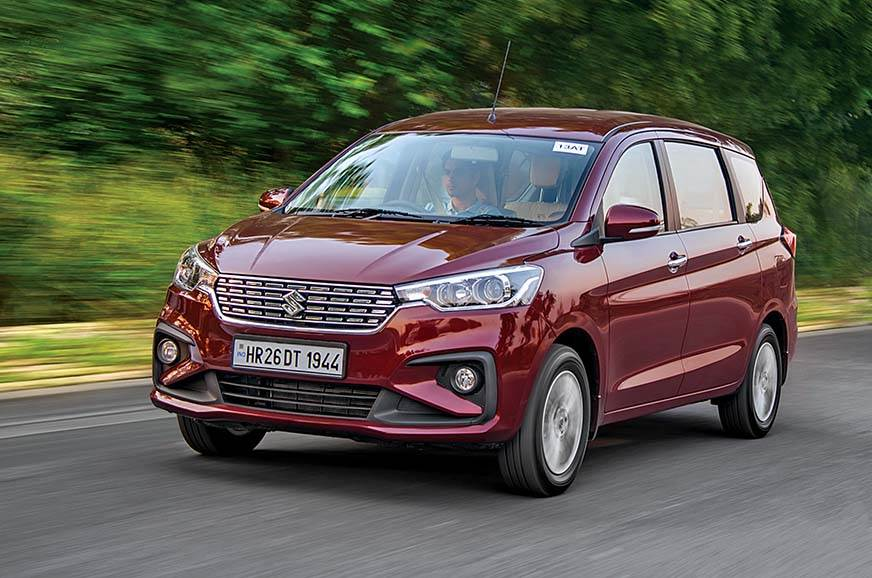 2018 Maruti Suzuki Ertiga review, test drive