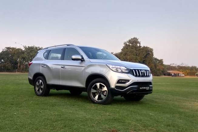 Mahindra Alturas G4 price, variants explained