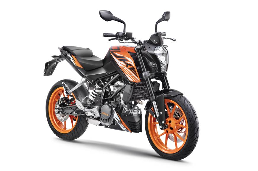 KTM 125 Duke ABS launched at Rs 1.18 lakh