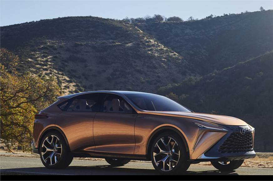 New Lexus flagship SUV slated for a 2020 launch