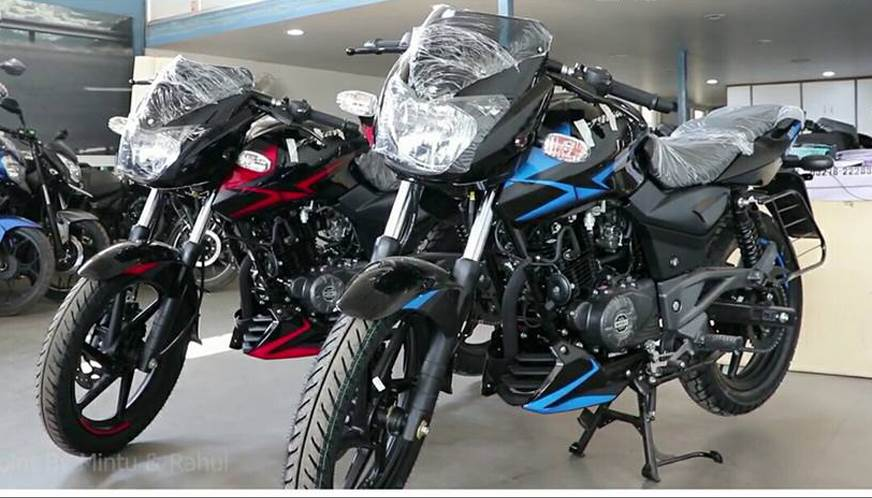 Updated Bajaj Pulsar 150 Twin Disc to be priced from Rs 96,300 (on-road)