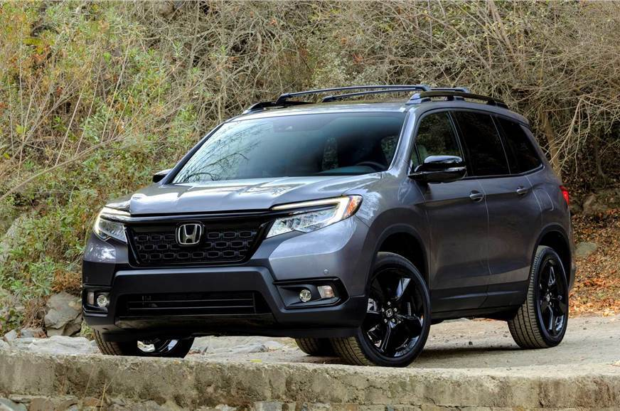 New Honda Passport SUV revealed