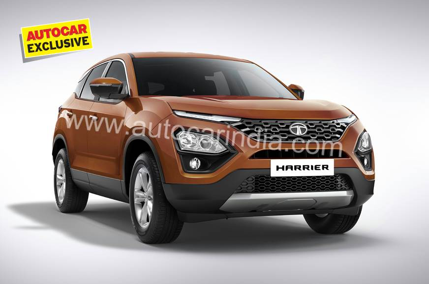 SCOOP! Tata Harrier dimensions revealed