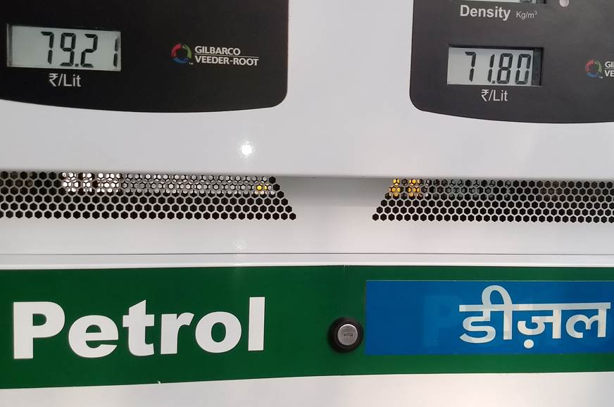 Petrol price dips below Rs 74 mark in Delhi