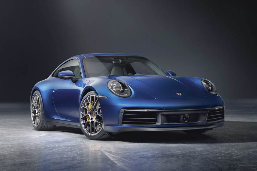 Next-gen Porsche 911 unveiled