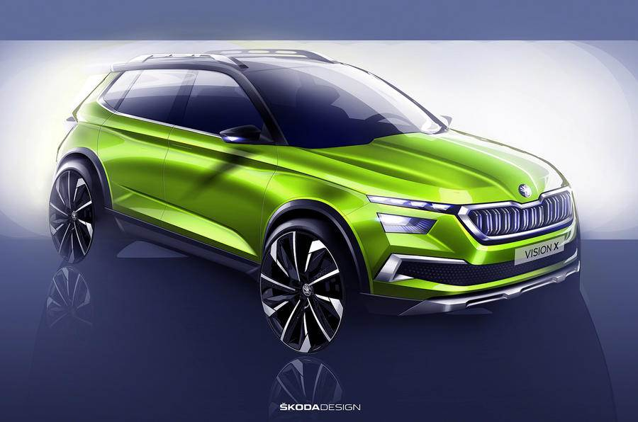 Volkswagen group to introduce four new models under India 2.0 project
