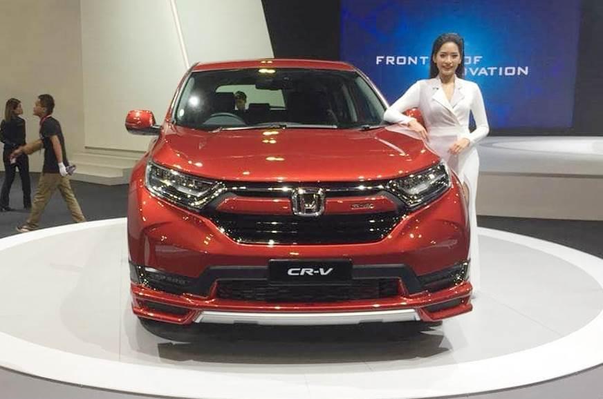 Honda CR-V Mugen concept showcased in Kuala Lumpur