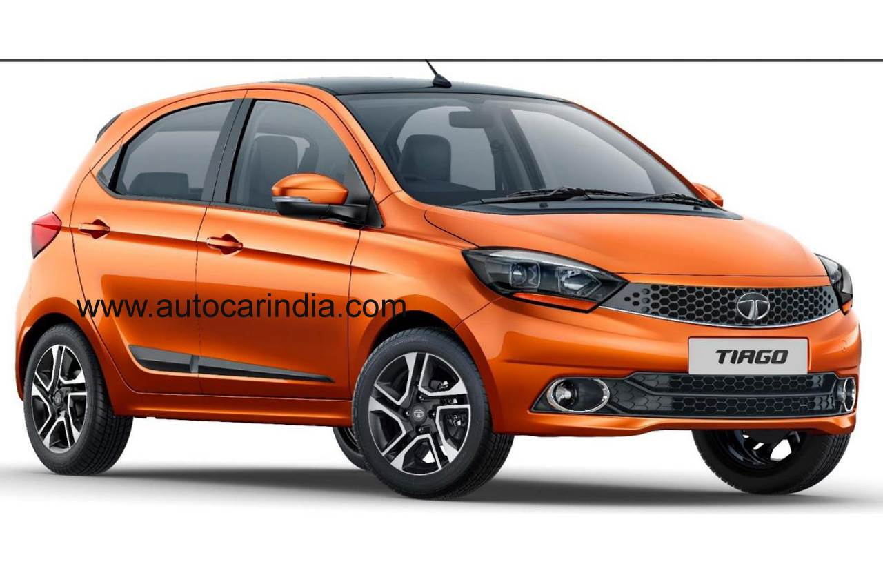 Tata Tiago XZ+ leaked ahead of launch