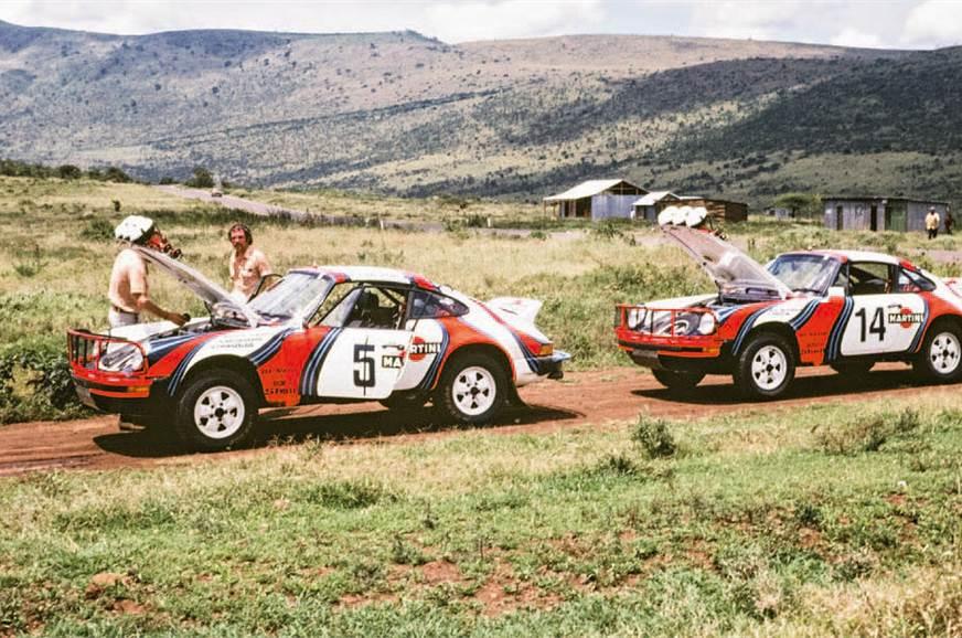 Porsche 911 Safari Classic 3.0