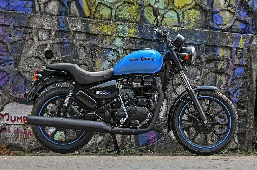 Royal Enfield Thunderbird 500X ABS launched at Rs 2.13 lakh