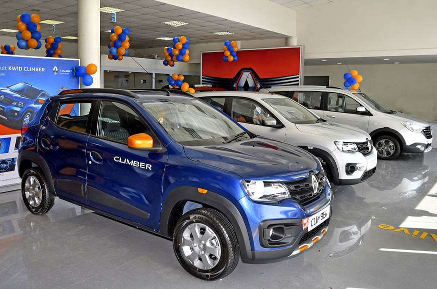 Year-end discounts on Renault cars and SUVs