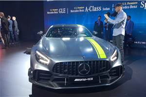 Mercedes-AMG GT R Pro tops updated AMG GT range