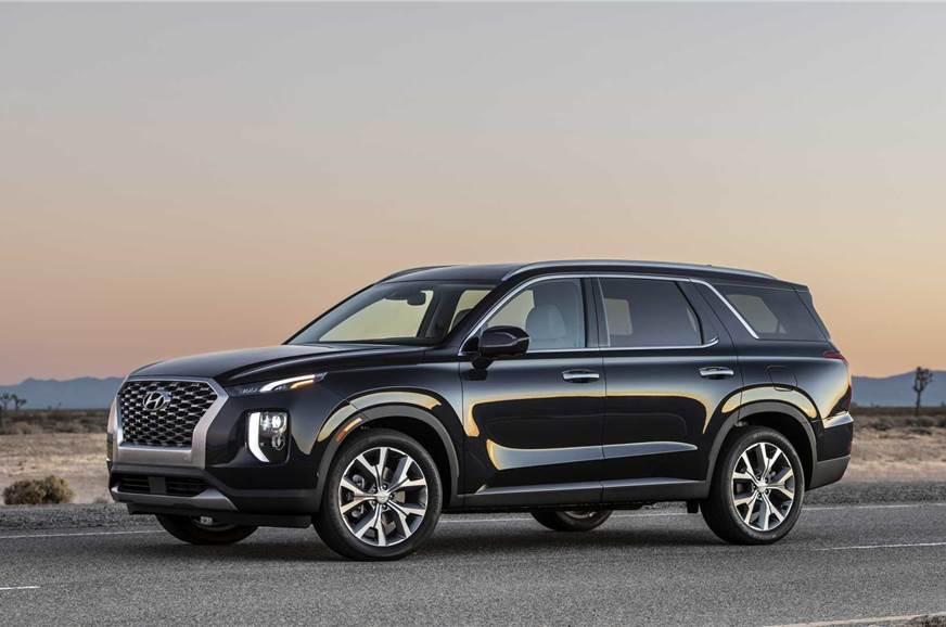 New Hyundai Palisade SUV revealed