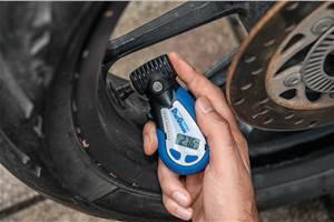 Oxford DigiGauge tyre pressure gauge review