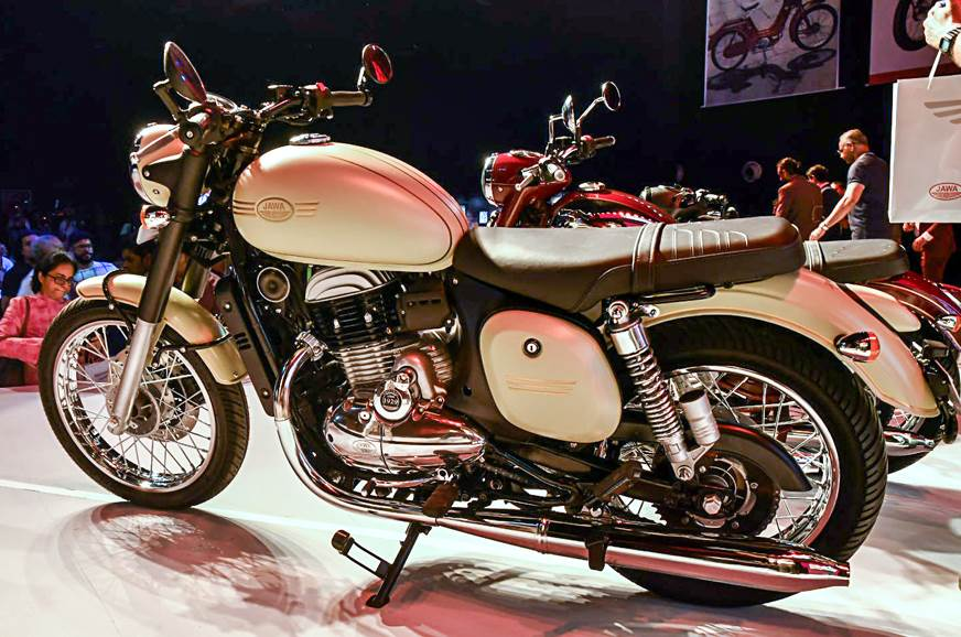 Jawa dealer-level bookings to commence on December 15