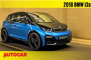 2018 BMW i3s India video review