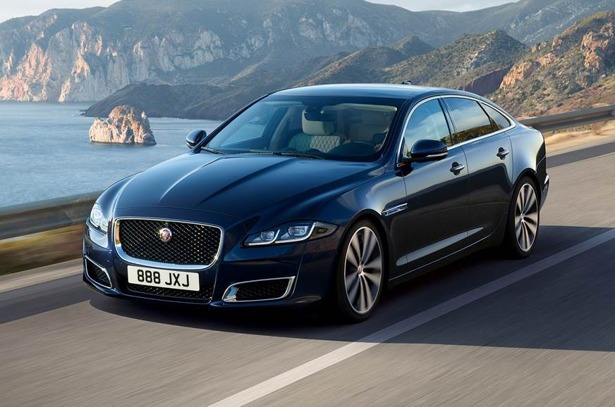 New Jaguar XJ50 launched at Rs 1.11 crore