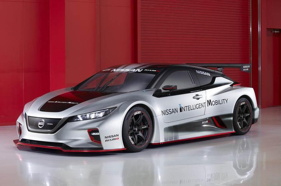 New Nissan Leaf Nismo RC revealed