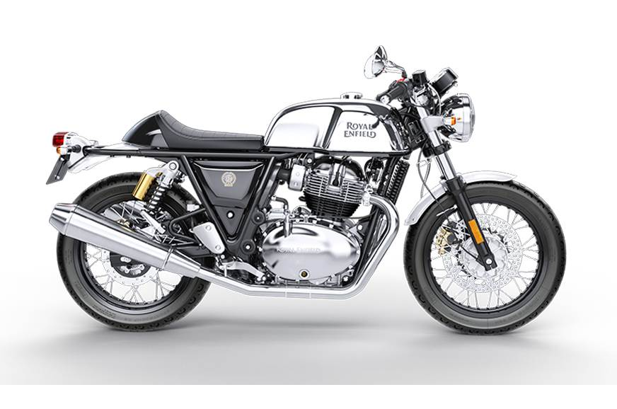 Royal Enfield twins: Custom, Special colours in most demand