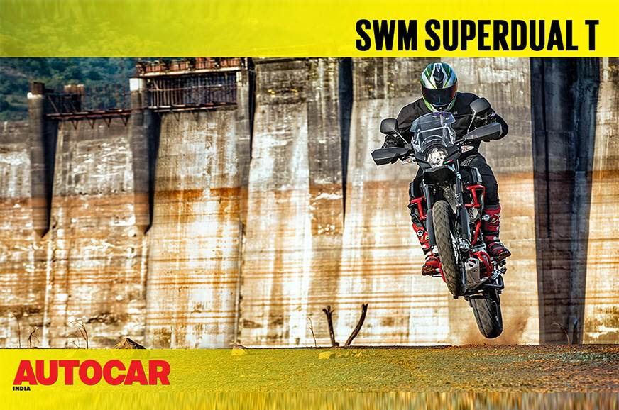 2018 SWM Superdual T video review