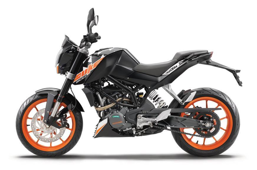 KTM 200 Duke ABS priced at Rs 1.9 lakh on-road