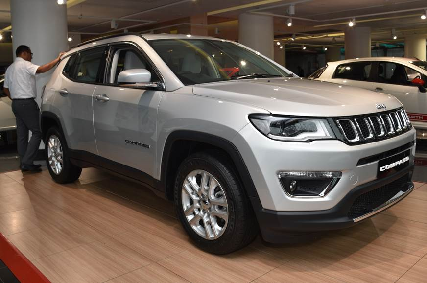 Year-end discounts on Jeep SUVs