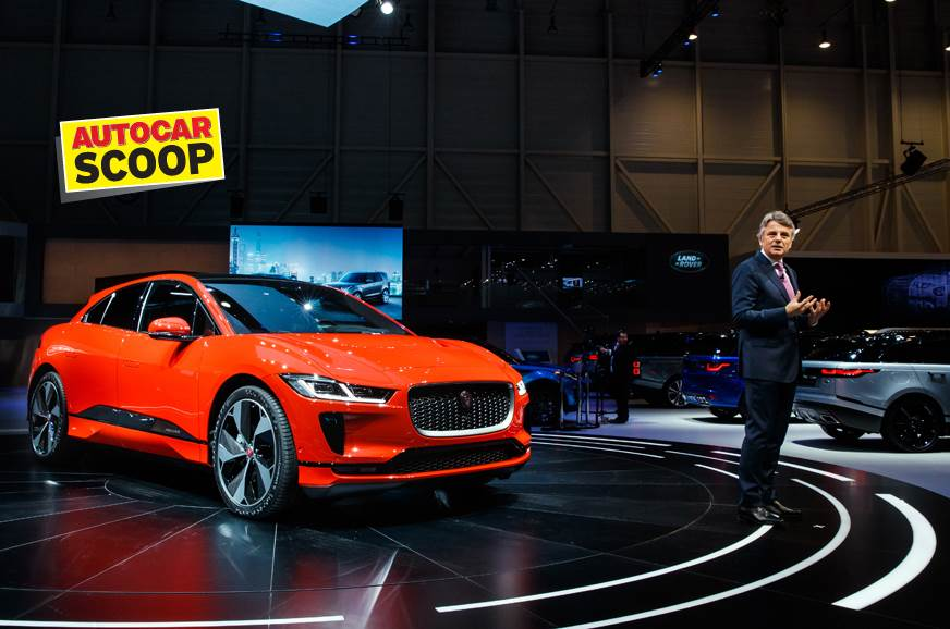 The Jaguar I-Pace made its debut in production form at the 2018 Geneva Motor Show.