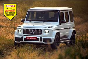 Mercedes-AMG G 63 to be showcased at Autocar Performance Show 2018