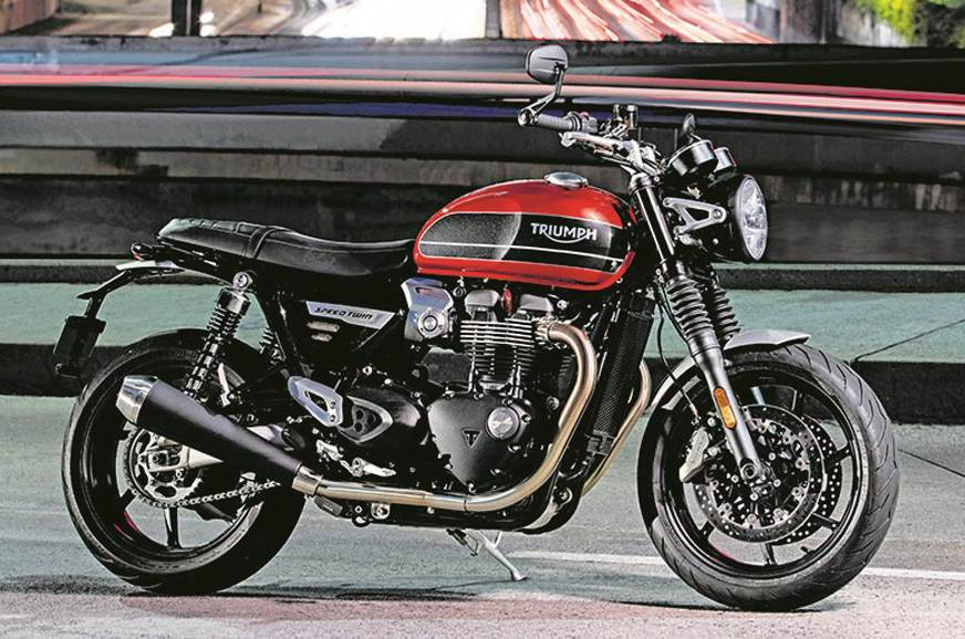 2019 Triumph Speed Twin unveiled