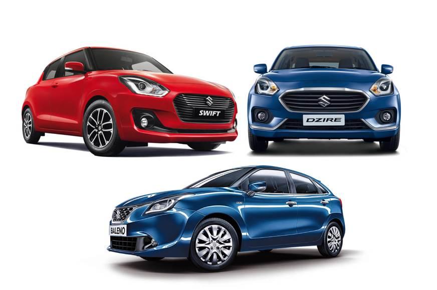 Maruti Suzuki sales show flat growth in November 2018