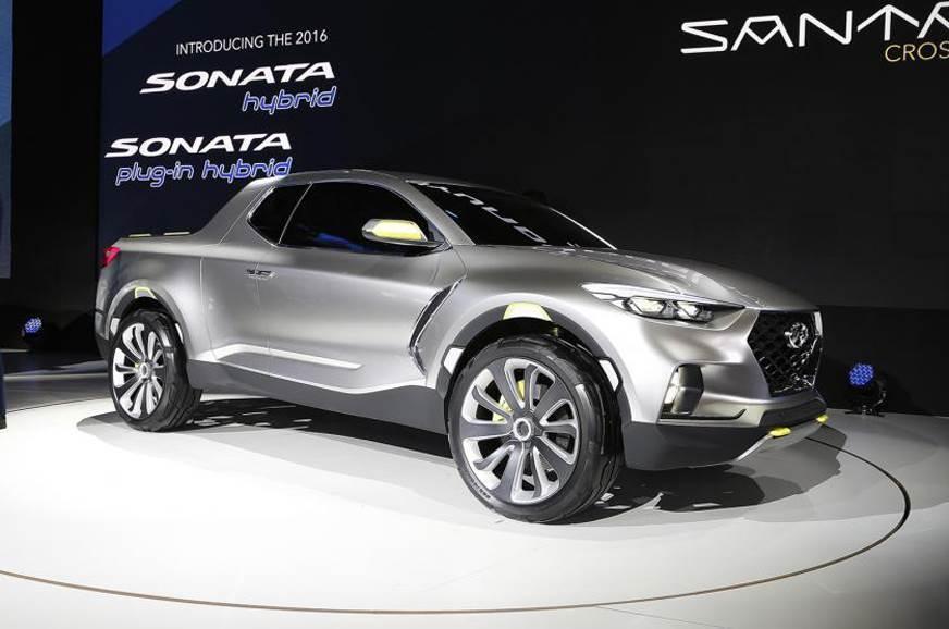 Hyundai to debut pickup truck in 2020