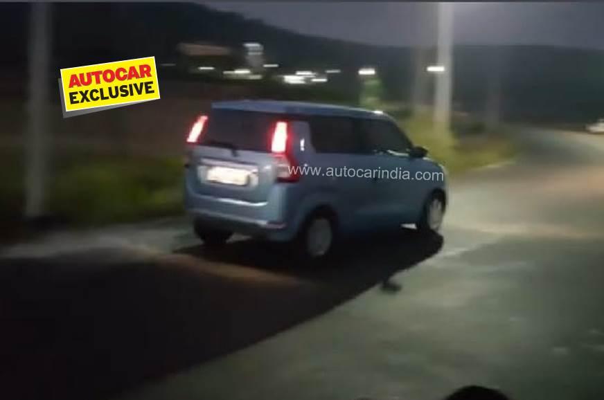 All-new Maruti Suzuki Wagon R leaked ahead of 2019 launch