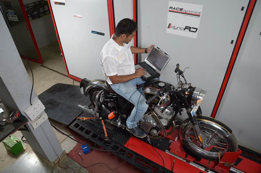 Race Dynamics to bring two-wheeler dyno to Autocar Performance Show 2018