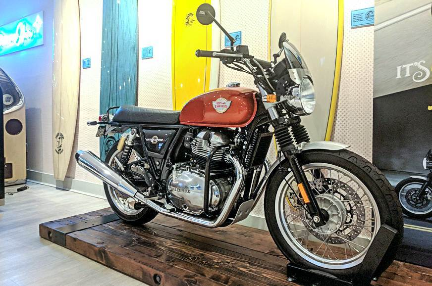 Royal Enfield 650 twins accessories price list revealed