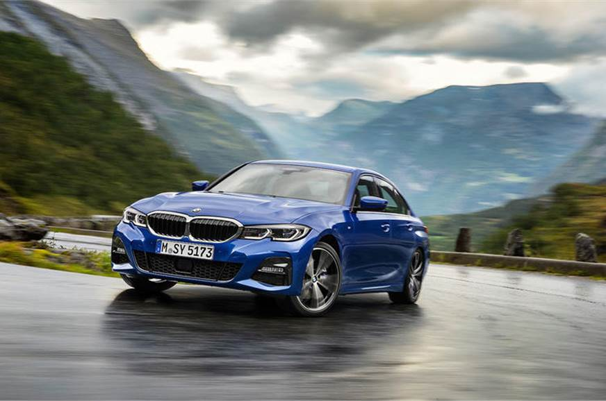 All-new BMW 3-series India launch in mid-2019