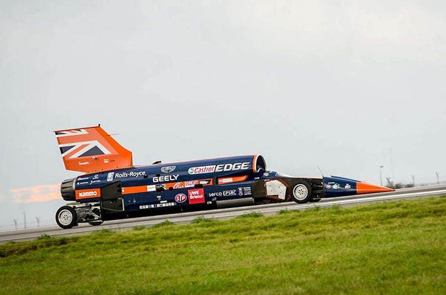 Bloodhound project officially cancelled