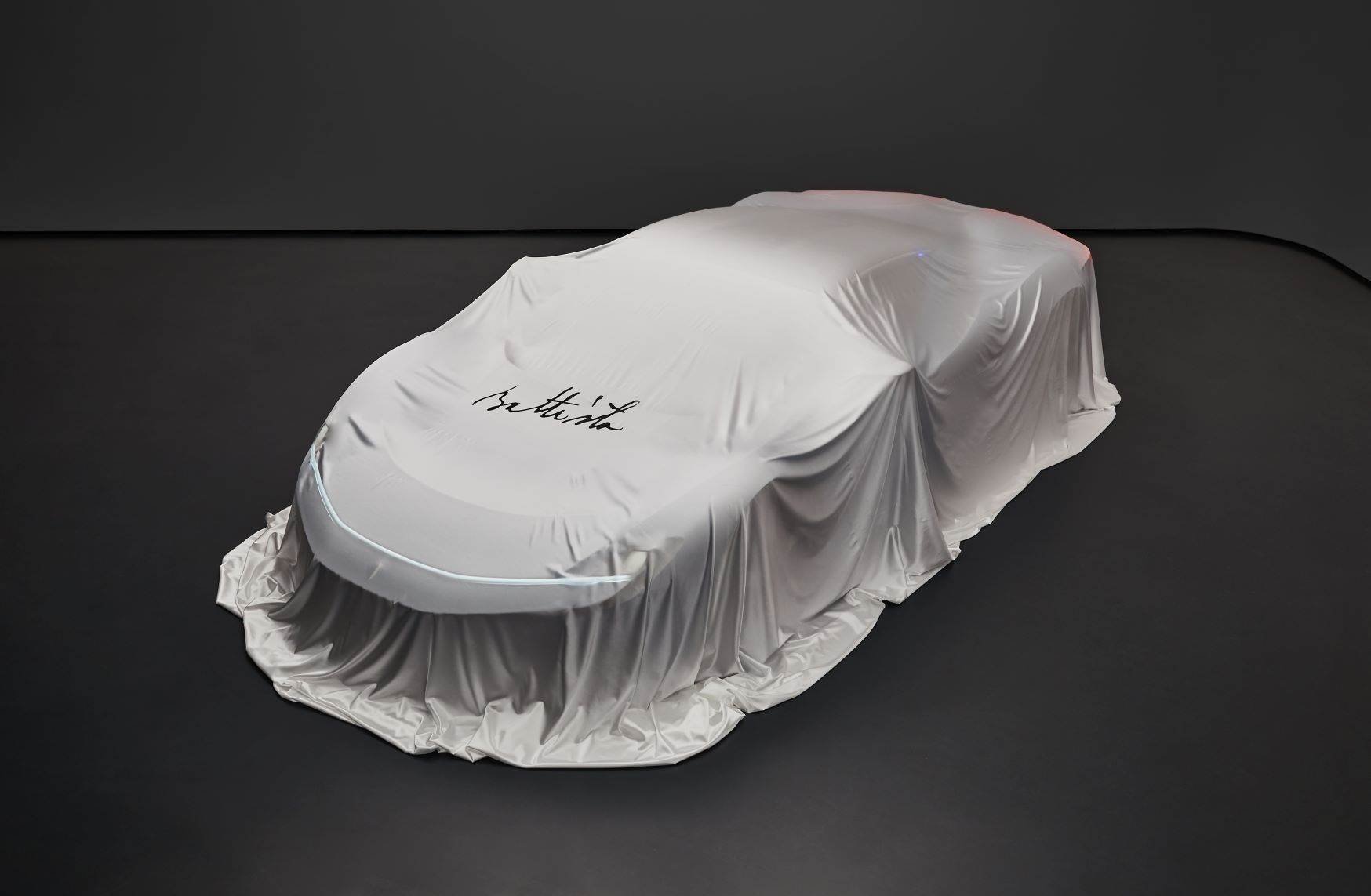 Automobili Pininfarnia's electric hypercar named Battista