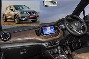 Nissan Kicks bookings open on Dec 14; interior revealed