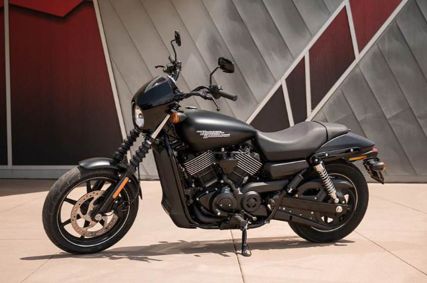 Harley davidson street 750 gets discounts up to rs 89 000 autocar india - Harley street 750 images ...